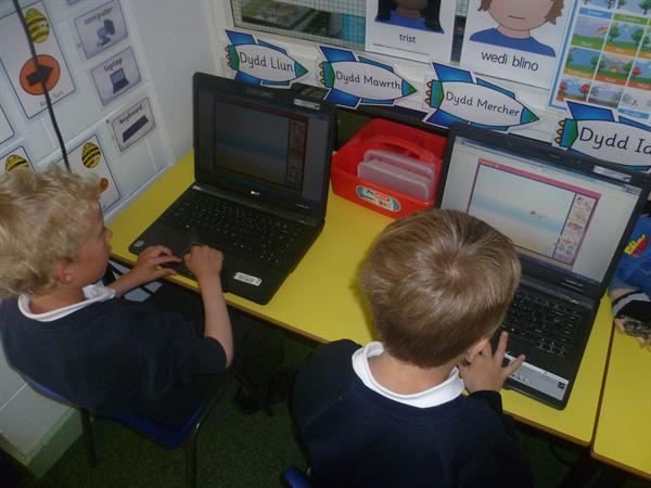 ICT and Welsh