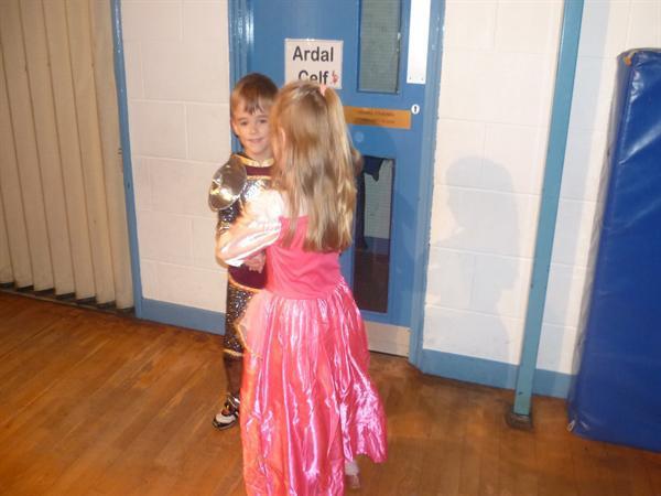 CD: Ballroom partner dancing