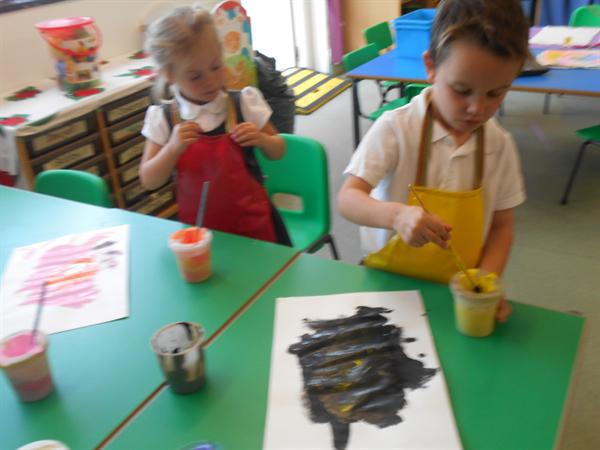 Busy bees x