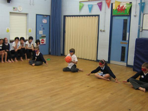 PE With our Chinese Friends