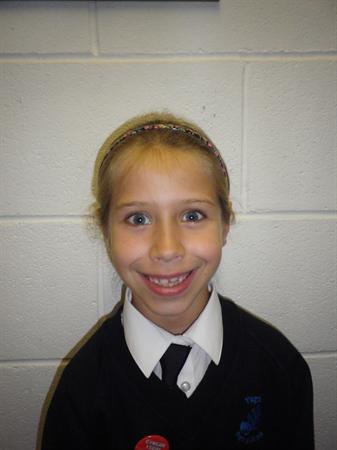 Meet our School Councillors - Madeline