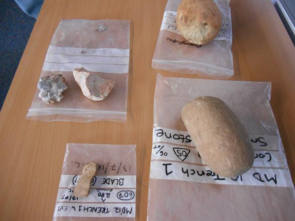 Finding out about Archaeology