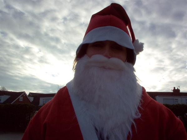 Mrs Conchie the Christmas Helper