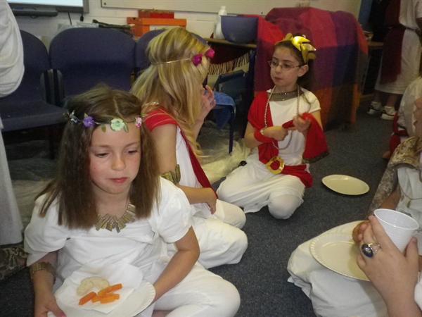 Roman Day 2012