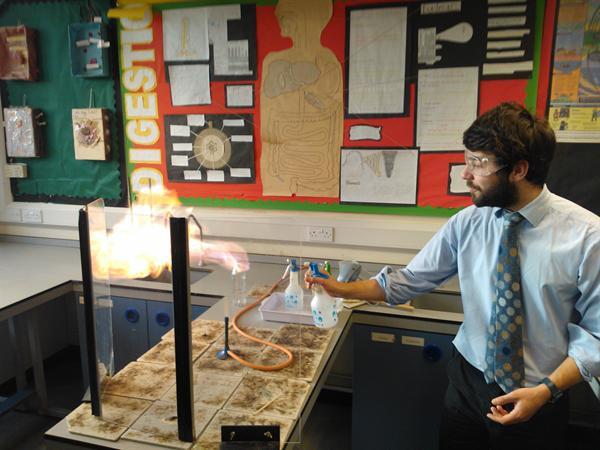 Blitz Chemistry Lesson