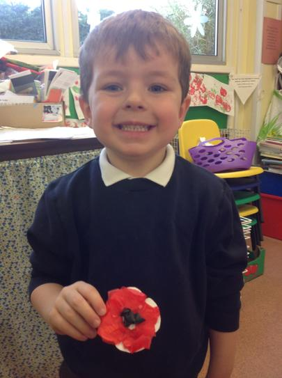 we are very proud of our poppies