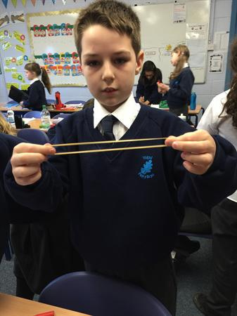 Science- Sound and vibration investigations