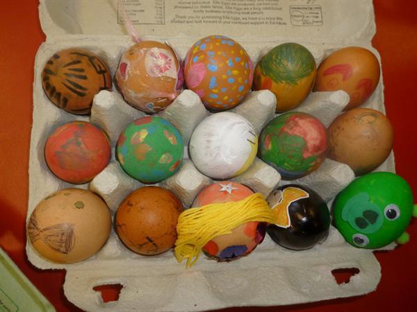 Amazing eggs!