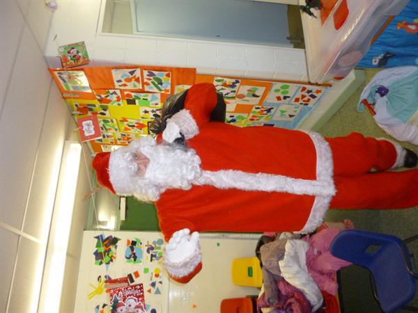 Hello Father Christmas!