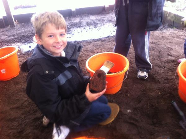 We are excellent Archaeologists!