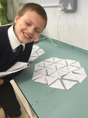Problem solving in Maths