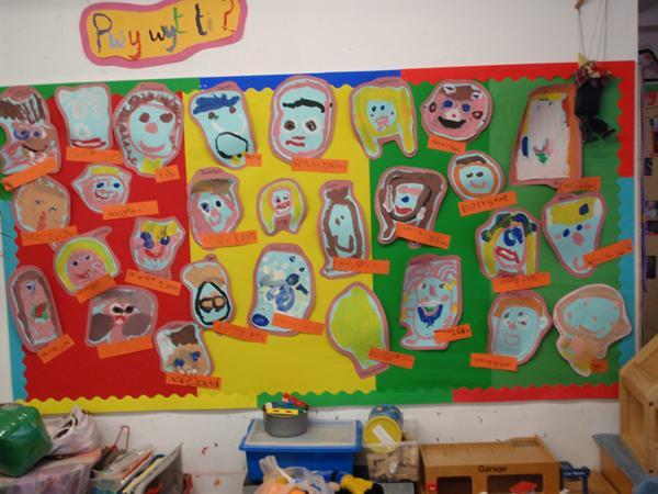 Paintings of everyone