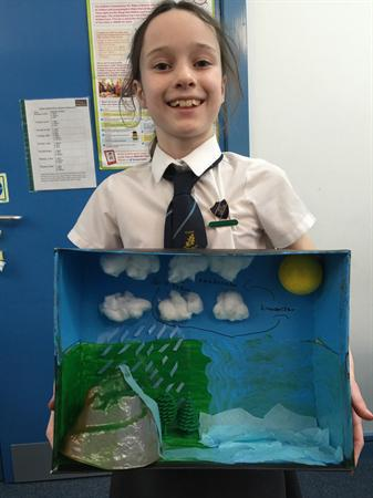 Our Water Cycle work