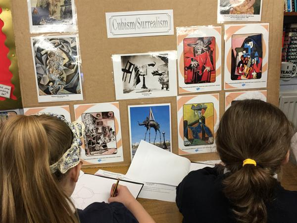 Our Year 5 Gallery