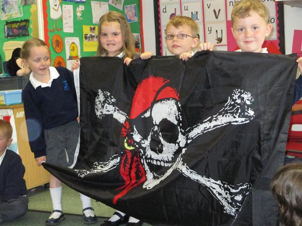The pirates have landed!