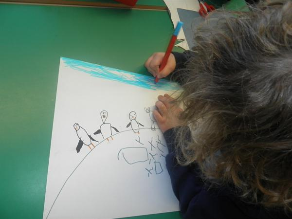 drawing our pictures