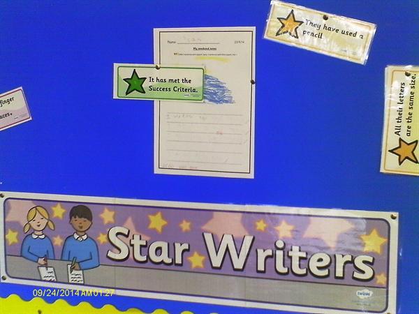 Star Writers Board