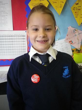 Meet our School Councillors-Bethany 4TS