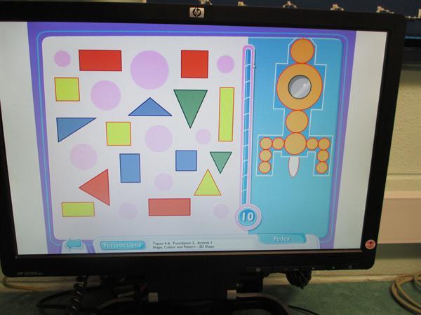 ICT -shape work