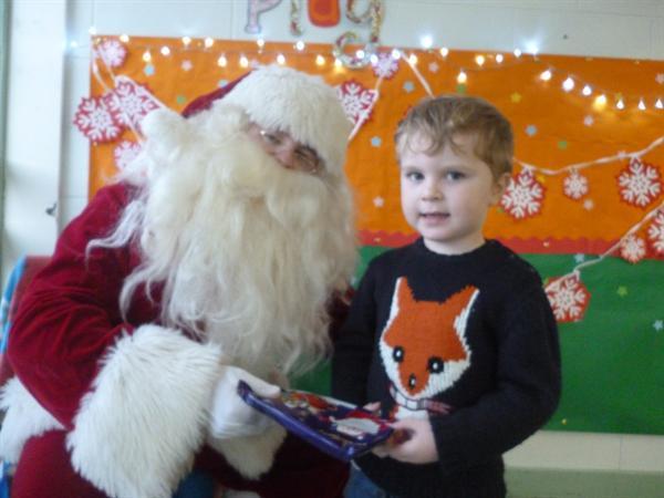 Thankyou Santa!