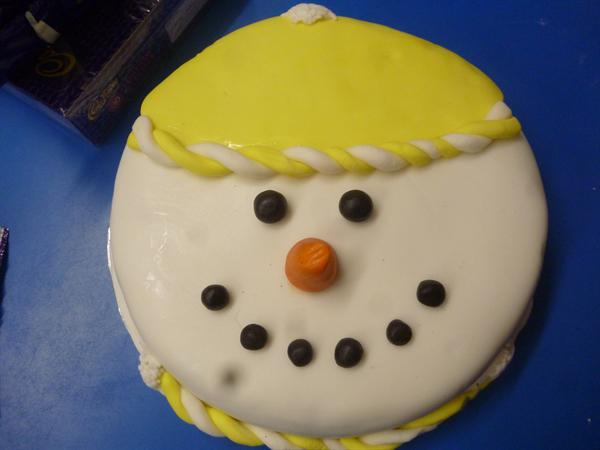 Zakiahs brilliant cake!