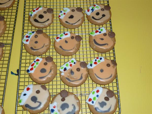 Pudsey biscuits!