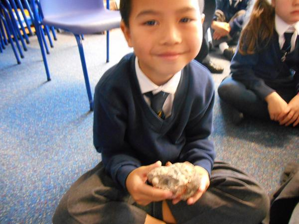 Investigating Iron Age finds