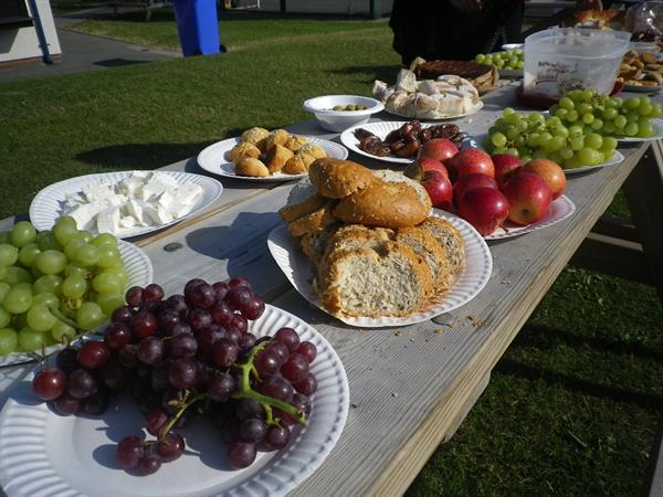 Roman Day- a a feast for an Emperor!