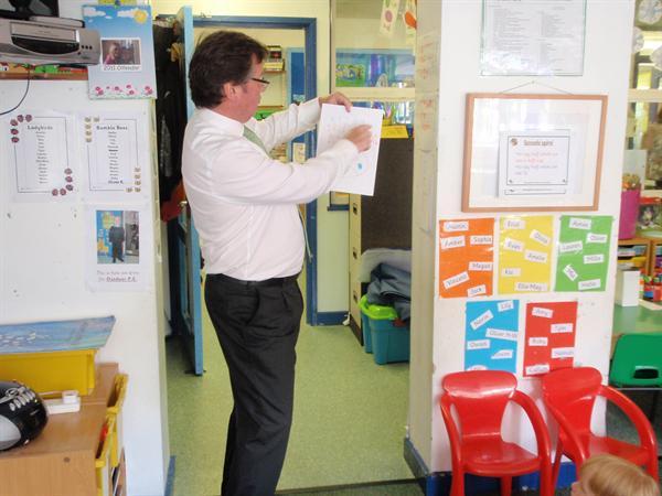 Mr Maclennan chooses the winners