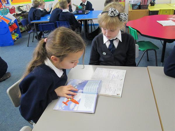 Reading to children from year 4