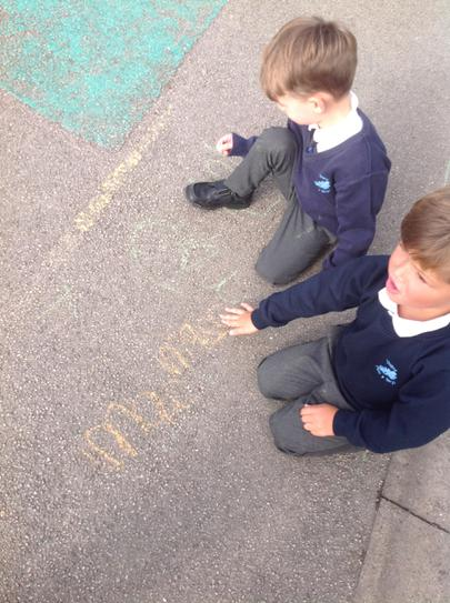 Practising with a learning partner