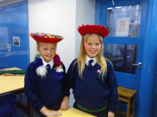 Peru Day!
