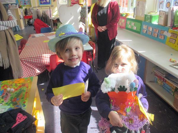 Gorymdaith Hetiau Pasg / Easter Bonnet Parade