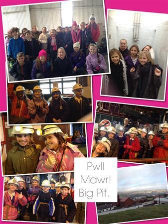 Taith i Bwll Mawr / Big Pit