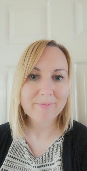 Stacey Jones - Cynorthwyydd Dosbarth / LSA