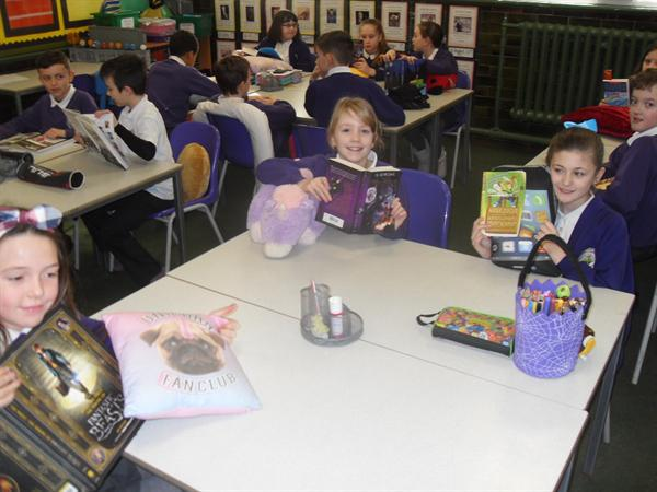 World Book Day/Diwrnod y Llyfr