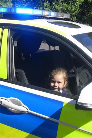 Ymweliad yr Heddlu / Our Police visit