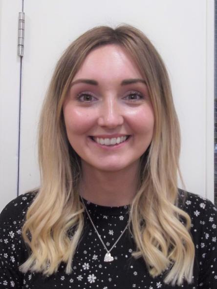 Catrin Richards - Athrawes / Teacher