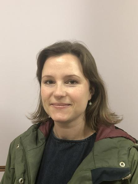 Rebecca Warner - Cynorthwyydd Dosbarth / LSA