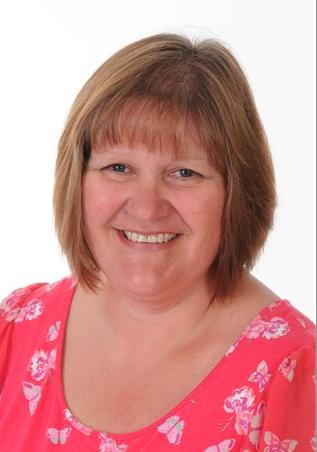 Mrs Janet Morris: Staff y Gegin / Kitchen Staff