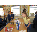 Our numeracy investigation with 2kg Goody boxes