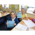 Writing blueys to the Falklands