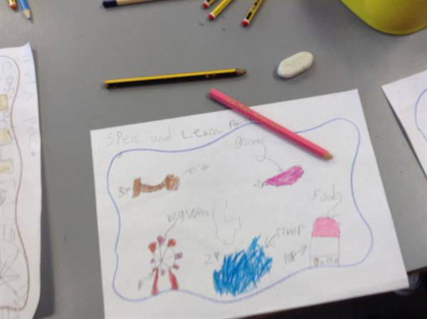 We designed our own Theme Park.