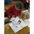 We have learnt a lot of new words in our story