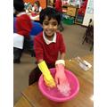 Blubber Glove Investigation!