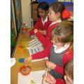 Creating bird feeders