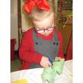 Creating Welsh daffodils