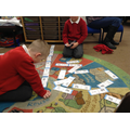 Place value loop cards