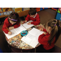 'Having a go' at writing the Lost and Found story