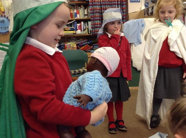 Re-telling the story of baby Moses